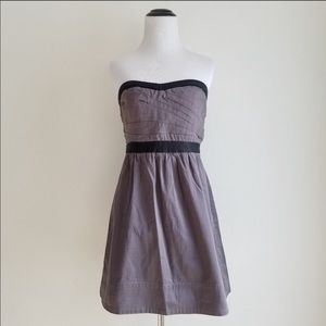 American Eagle Outfitters Strapless Dress